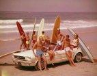 კალიფორნია, აშშ. 1960 წ.