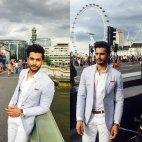 მსოფლიოს  ყველაზე ლამაზი მამაკაცი  27  წლის ინდოელი გახდა