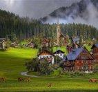 სოფელი გოსაუ (ავსტრია)