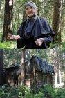 განდეგილი,რომელიც 10 წელია ტყეში ცხოვრობს