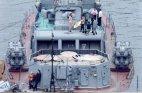 რუსულ სარაკეტო კრეისერზე ფოტოსესია მიდის ანუ როგორ გამოიმუშავებენ ხელფასს რუსი სამხედროები