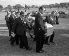 ლი ჰარვი ოსვალდის დაკრძლვა-1963 წელი