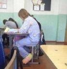პირდაპირ საძინებლიდან სკოლაში