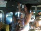 როგორი უნამუსო უნდა იყო ადამიანი, ბავშვიანი ქალი ფეხზე იდგეს ავტობუსში და შენ იჯდე