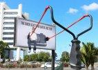 კრეატიული ბილბორდი ( 3D )