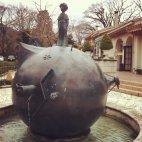 პატარა უფლისწულის მუზეუმი და ქანდაკება, ქალაქი ჰაკონე, იაპონია