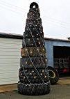 ვულკანიზატორის ნაძვის ხე