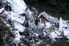 კოლუმბიაში ჩამოვარდნილი თვითმფრინავი - კადრი, ავიაკატასტროფის ადგილიდან!