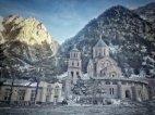 დარიალის ხეობა-წმიდა მთავარანგელოზთა სახელობის ტაძარი