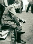 უნიკალური კადრი, სტალინი იმ მომენტში როცა ფაშისტური გერმანიის სსრკ–ზე თავდასხმაზე გაიგო