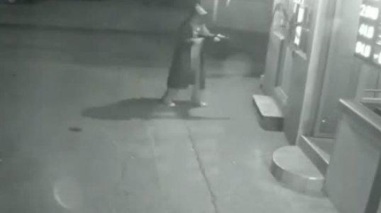 ყაჩაღობა და ყაჩაღის დაკავება თბილისში