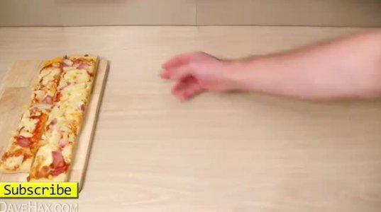 როგორ მოვიპაროთ პიცა ისე რომ ვერავინ გაიგოს