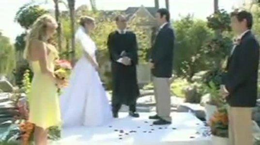 ქორწილში მომხდარი კურიოზი