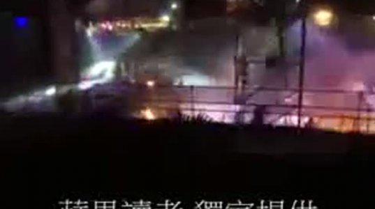 აფეთქება აკვაპარკში(სინბეი,ტაივანი)