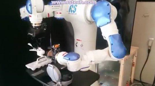 ერთი ასეთი რობოტი ყოველ დილით უნდა ინატროთ