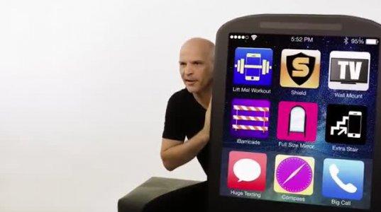 """Apple""-მა ახალი მასიური iPhone გამოუშვა"