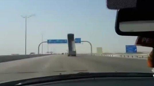 ყველაზე სულელური ავტოავარია(საუდის არაბეთი)