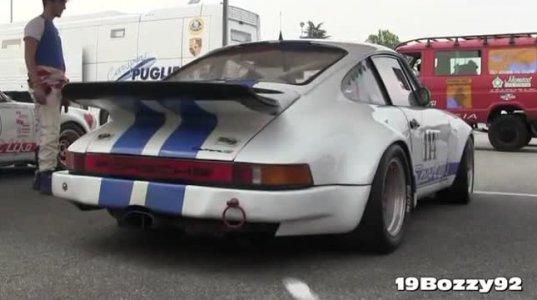 უძლიერესი პორშე-Porsche 911