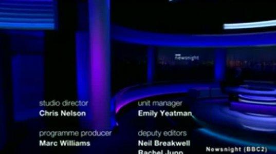 ხელის თითები ნახეთ BBC წამყვანს Jeremy Paxman რა ორიგინალურად აქვს