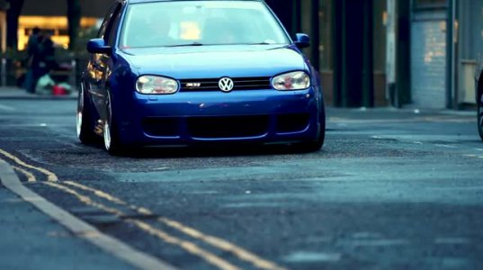 Phil's Bagged Golf R32