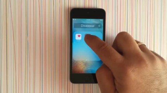 როგორ დავმალოთ აპლიკაციები iPhone-ში?