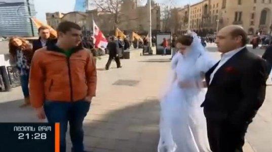 ქართველების და ამერიკელების რეაქცია, როცა პატარძალი არასრულწლოვანია ხოლოსიძესრულ