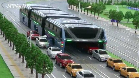 როგორი იქნება მომავლის  ავტობუსი