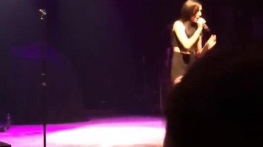 Mirror -მა გამოაქვეყნა კრისტინა გრემის უკანასკნელი ვიდეო