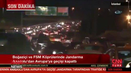 სახელმწიფო გადატრიალების მცდელობა თურქეთში