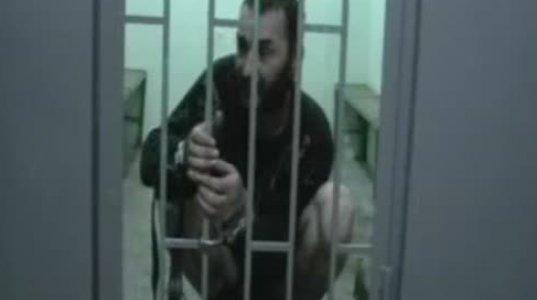 ციხის ახალი კადრები: - ბედუკაძე და პატიმრების დაცინვა