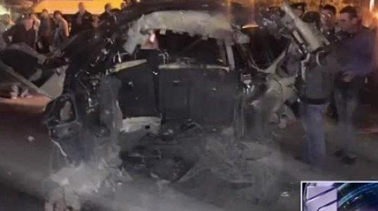 გივი თარგამაძის მანქანა ააფეთქეს (რუსთავი 2)