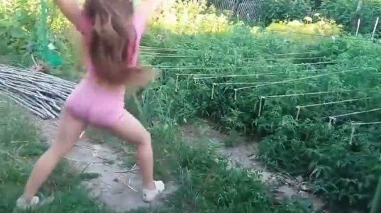 ამ გოგოს ვიდეომ საზოგადოების აჟიოტაჟი გამოიწვია