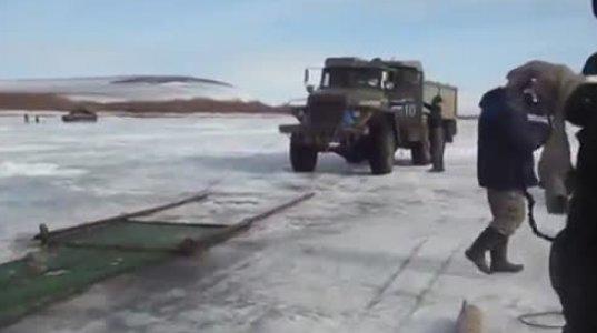 როგორ თევზაობენ ჩრდილოეთში - ასეთი რამ ნანახი არ გექნებათ