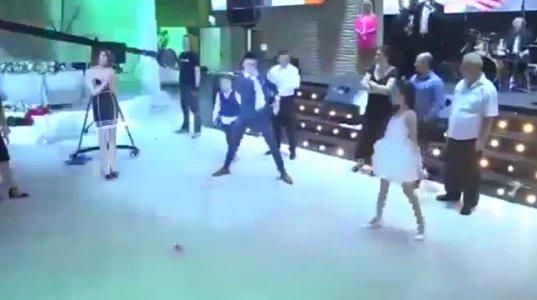 ებრაელების მიერ საოცრად შესრულებული რაჭული ცეკვა ინტერნეტს იპყრობს