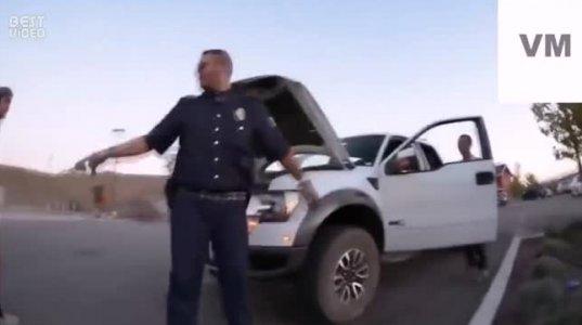 პოლიციელს გული გაუხეთქეს და მიიღეს კიდეც
