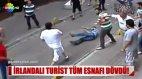 თურქეთში მაღაზიის გამყიდველს ირლანდიელ ბოქსიორთან მოუწია ორთაბრძოლა